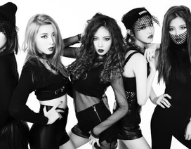 Nhóm nhạc nữ 4Minute của Hàn sắp giải tán