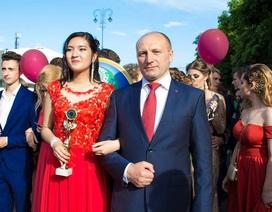 Trần Phương Anh – niềm tự hào của người Việt trẻ tại Ukraine