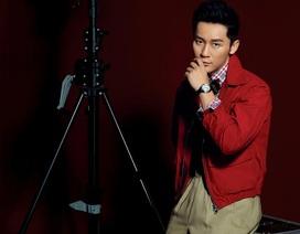 Bạn trai Phạm Băng Băng bảnh bao trên tạp chí