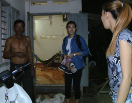 Vũ Ngọc Ánh – Trúc Nguyễn lang thang tìm nhà xin ngủ trọ tại Bình Thuận