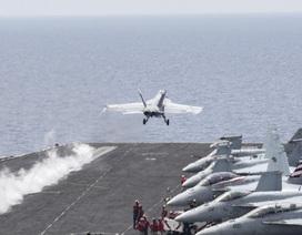 Mỹ không kích tiêu diệt 250 tay súng IS, phá hủy 40 phương tiện