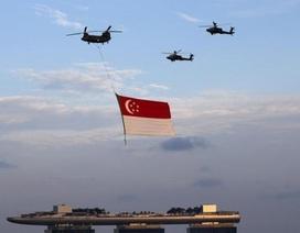 Singapore chi 1 tỷ USD mua trực thăng quân sự