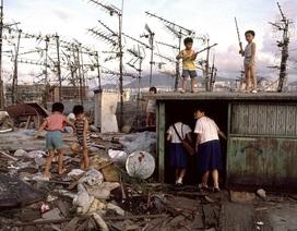 Bộ ảnh lột tả cuộc sống của người lao động nghèo Hồng Kông