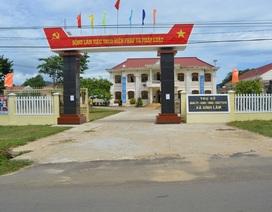 Vụ Chủ tịch xã ăn chia tiền làm đường: Không khởi tố vụ án