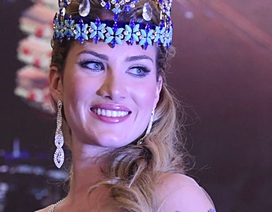 """Cư dân mạng """"choáng váng"""" vì Hoa hậu Thế giới thừa nhận gian dối"""