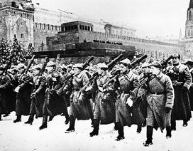 Duyệt binh huyền thoại 75 năm trước của Hồng quân đã diễn ra thế nào?