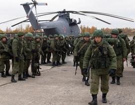 Tướng Mỹ lo ngại về khả năng cơ động của quân đội Nga