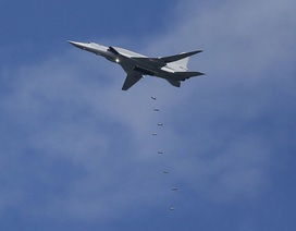 Nga tiếp tục triển khai 6 Tu-22M3, dội bom dồn dập IS ở Syria