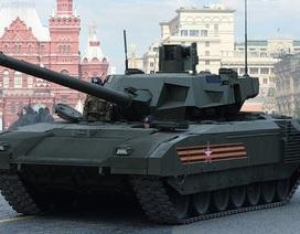 """Quân đội Nga tậu hơn 100 xe tăng """"quái vật"""" T-14 Armata"""
