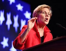 "Elizabeth Warren và ""cuộc chiến"" với Donal Trump"