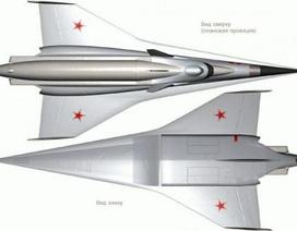 Lộ diện tiêm kích siêu thanh của Nga có thể vươn tới Mỹ trong 40 phút
