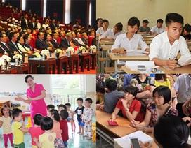 10 sự kiện giáo dục nổi bật năm 2015