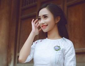 Hoa khôi gốc Hà Nội sở hữu đôi chân dài 1,1m