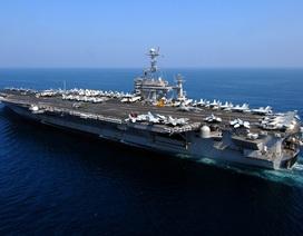 Thế giới 360 độ tuần qua: Mỹ điều tàu sân bay tới Biển Đông răn đe Trung Quốc