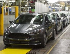 Ford tạm dừng sản xuất xe Focus và C-Max tại Mỹ