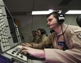 Bên trong sở chỉ huy không kích IS của liên quân quốc tế