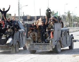 Iraq giành lại hoàn toàn thành phố Falluja từ tay IS, tiêu diệt 1.800 phiến quân