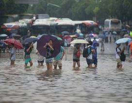 Hơn 110 người thiệt mạng do lũ lụt nghiêm trọng tại Trung Quốc