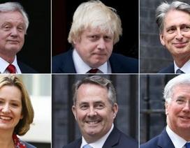 Những gương mặt đáng chú ý trong nội các của tân Thủ tướng Anh