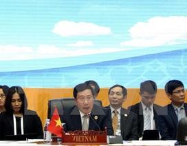 Việt Nam tái khẳng định lập trường về bảo đảm hòa bình ở Biển Đông