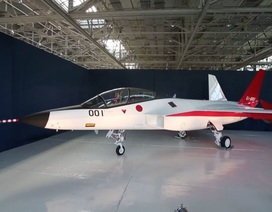 Máy bay chiến đấu thế hệ 5 của Nhật Bản sẽ cất cánh cuối tháng 4