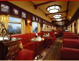 """Những đoàn tàu hỏa """"sang chảnh"""" nhất thế giới"""
