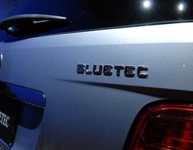 Mercedes bị tố dùng thiết bị gian lận khí thải