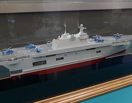 Nga tiết lộ phương án thay thế tàu đổ bộ Mistral