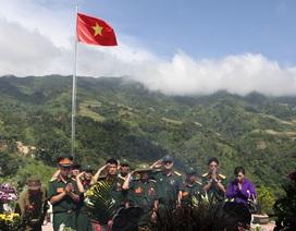 Tháng 7 trở về chiến trường biên giới Vị Xuyên