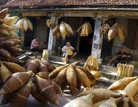 Hưng Yên: Trăn trở nỗi lo giữ lửa ở làng đan đó Thủ Sỹ