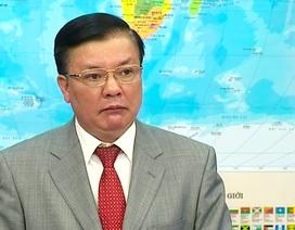 """Bộ trưởng Tài chính Đinh Tiến Dũng:  """"Hợp tác kinh tế - tài chính Việt Nam- Hoa Kỳ sẽ bền chặt hơn"""""""