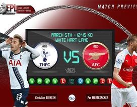 Tottenham - Arsenal: Bước ngoặt định mệnh