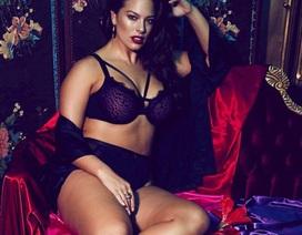 Siêu mẫu ngoại cỡ mong được cộng tác cùng Victoria's Secret
