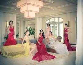 Chung kết Hoa hậu Bản sắc Việt 2016: đêm hội nhan sắc Việt toàn cầu