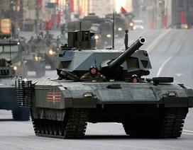"""Xem lính Nga thử nghiệm khả năng chiến đấu của """"siêu tăng"""" Armata T-14"""