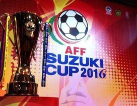 Philippines xin rút quyền đăng cai AFF cup 2016
