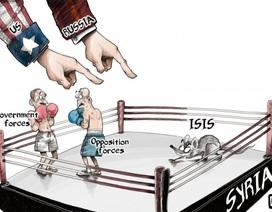 Ai đang làm chủ cuộc chơi tại Syria?