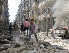 Ngoại trưởng Mỹ tới Geneva trấn an về thỏa thuận ngừng bắn ở Syria