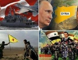 Aleppo biến thành trọng tâm giành giật của 4 nước, 2 bên