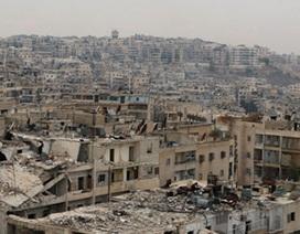 Nga không kích các mục tiêu ở Aleppo lần đầu kể từ lệnh ngừng bắn