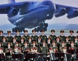 64 nghệ sĩ quân đội Nga thiệt mạng trong tai nạn máy bay