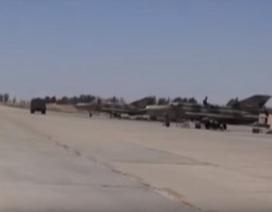 Âm mưu giành lại sân bay Al-Dumayr của IS hoàn toàn thất bại