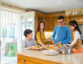 Ăn bữa tối lúc 2 giờ chiều có thể giúp giảm cân