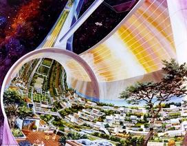 Con người có thể sống trong những thuộc địa không gian vào năm 2100