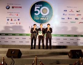 Tập đoàn Bảo Việt 4 năm liên tiếp là doanh nghiệp niêm yết tốt nhất Việt Nam