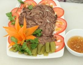 Bếp Ngon: Cùng NSƯT Thanh Loan làm món bắp bò luộc mắm cho ngày bận rộn
