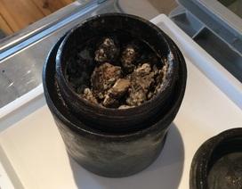 Tìm thấy miếng phô mai hơn 300 tuổi