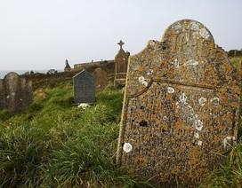 Tự đào mồ rồi chôn sống để chữa chứng sợ chết