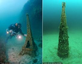 Thăm bảo tàng điêu khắc siêu độc đáo ở dưới nước