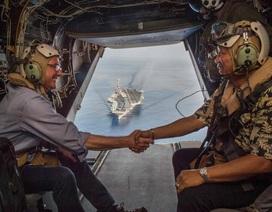 Bức ảnh hé lộ nỗi sợ lớn nhất của Trung Quốc ở Thái Bình Dương